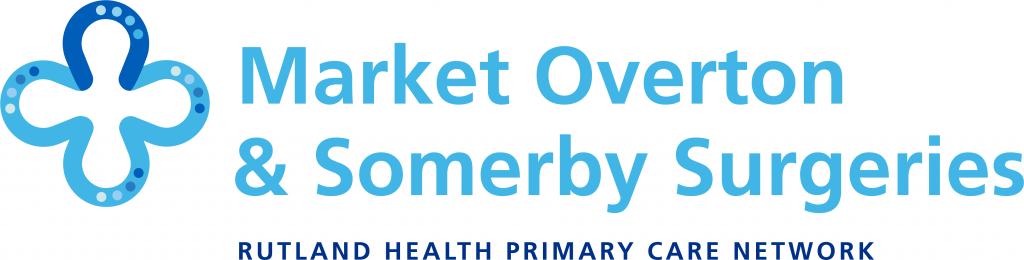 Market Overton and Somerby Surgeries logo